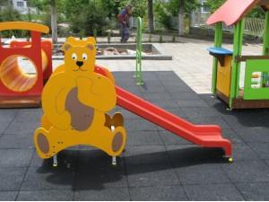 """Детская горка """"Медвежонок"""" Т 20"""