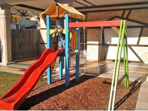 Детский игровой комплекс для домашнего использования Н 01