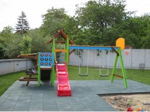 Детский игровой комплекс для домашнего использования Н 03