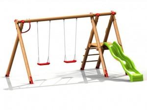 Детский игровой комплекс для домашнего использования Н 05