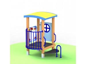 Детский домик Б 25