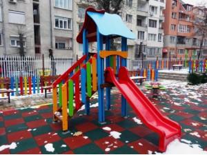 Детский игровой комплекс Д 01-1