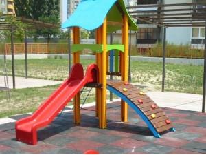 Детский игровой комплекс Д 02-1