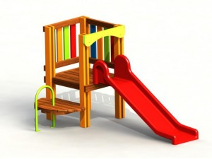 Детский игровой комплекс М 01