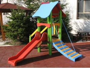 Детский игровой комплекс М 04