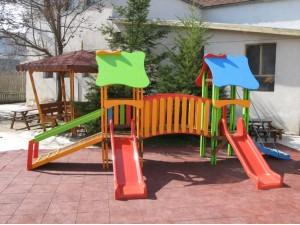 Детский игровой комплекс М 06
