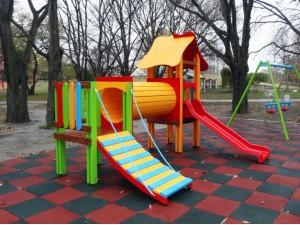 Детский игровой комплекс М 07