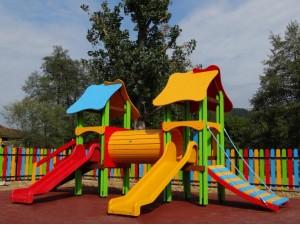 Детский игровой комплекс М 09
