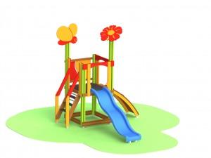 Детский игровой комплекс К 04