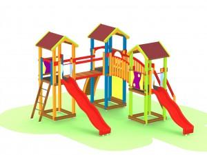 Детский игровой комплекс К 05