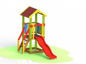 Детский игровой комплекс К 06-1