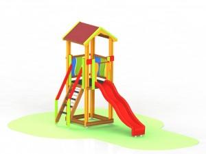 Детский игровой комплекс К 06-2