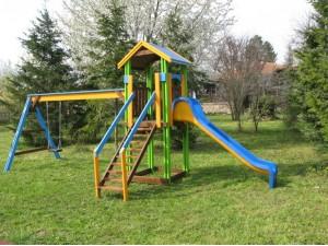 Детский игровой комплекс К 07-2