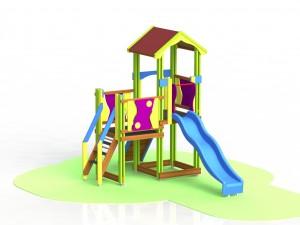 Детский игровой комплекс К 08
