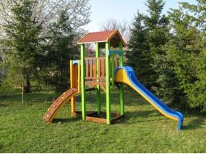 Детский игровой комплекс К 09-2