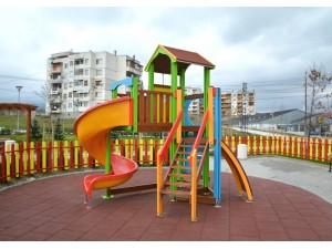 Детский игровой комплекс К 11