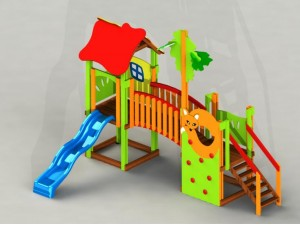Детский игровой комплекс К 12