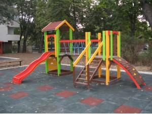 Детский игровой комплекс К 13-1