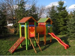 Детский игровой комплекс К 14-1