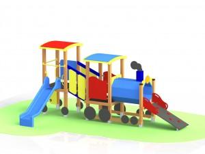 Детский игровой комплекс КД 57