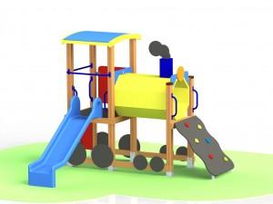 Детский игровой комплекс КД 81