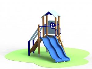 Детский игровой комплекс КД 03