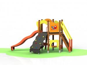 Детский игровой комплекс КД 06