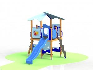 Детский игровой комплекс КД 07