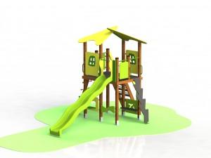 Детский игровой комплекс КД 11