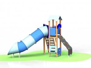 Детский игровой комплекс КД 12