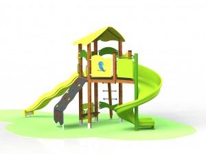Детский игровой комплекс КД 14