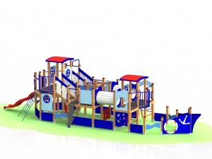 Детский игровой комплекс КД 26