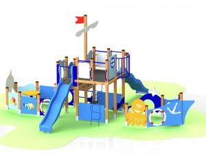 Детский игровой комплекс КД 33