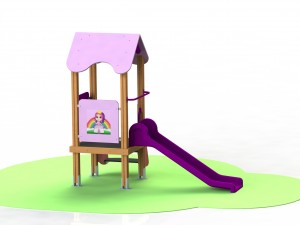Детский игровой комплекс КД 52