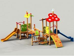 Детский игровой комплекс Г 16