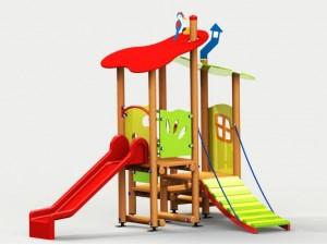 Детский игровой комплекс Г 21