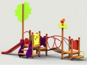 Детский игровой комплекс Г 23