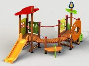 Детский игровой комплекс Г 24