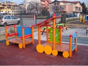 Детский игровой комплекс Г 54