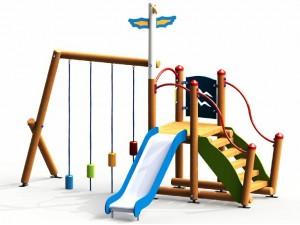 Детский игровой комплекс Г 02