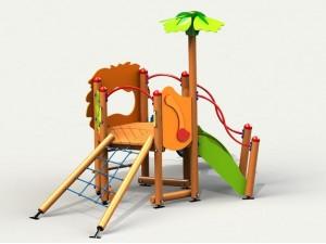 Детский игровой комплекс Г 04