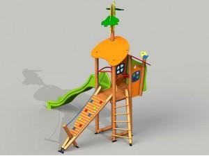 Детский игровой комплекс Г 10