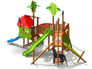 Детский игровой комплекс Г 13