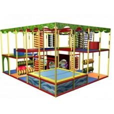 Детский игровой лабиринт 1